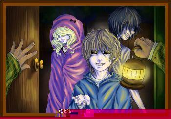 BEK's On Halloween