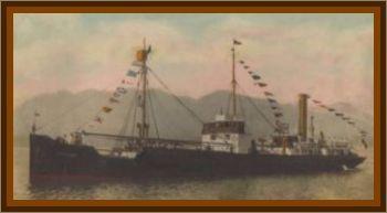 S.S. Baychimo - Ghost Ship