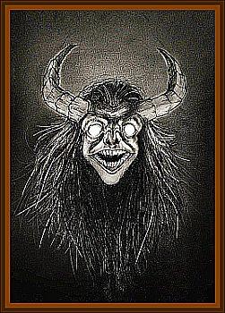 Cabeça Satânica