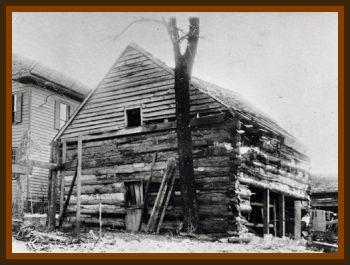 1766 Log Cabin