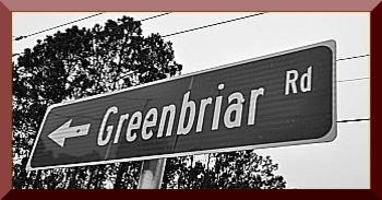 Greenbriar Road Light