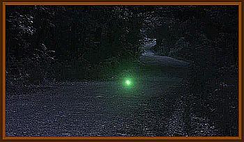 Spooklight Road