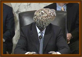 Aliens Run The Government?