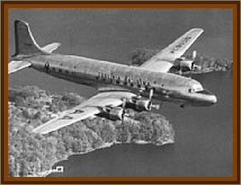 Commercial Plane Follows UFO