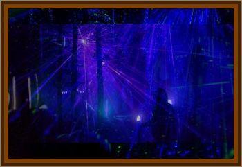 UFOs Put On Light Show