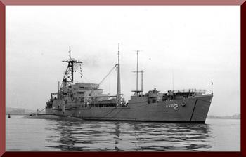 USS Scorpion Sinking