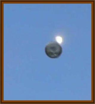 Polished Aluminum Sphere Observed