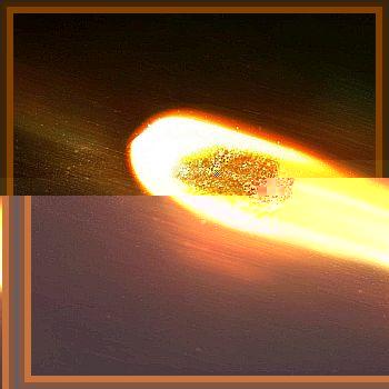 Look! A Fireball!