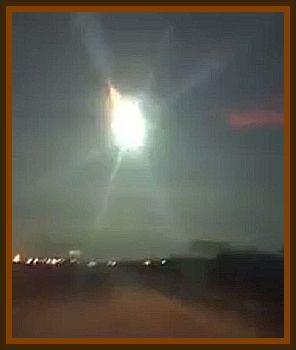 Mysterous Flash Seen Over Tulsa