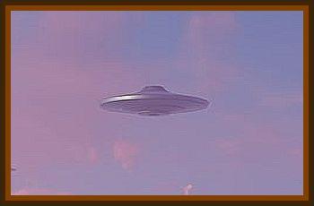 UFO At Vo-Tech Center