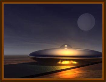 Boyne Island UFO