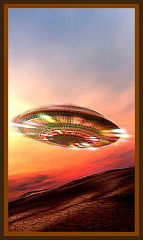 UFOs Over Sunchon & Wonsan, North Korea