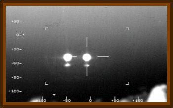 Domed Disk Near Airliner - Confirmed By Radar