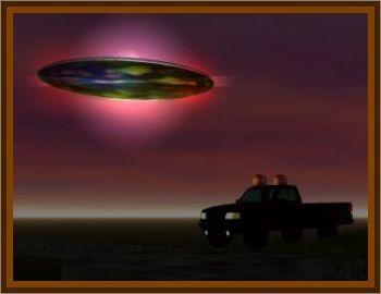 Anonymous Witness Encounters UFO