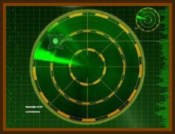 UFO Was Observed On Radar