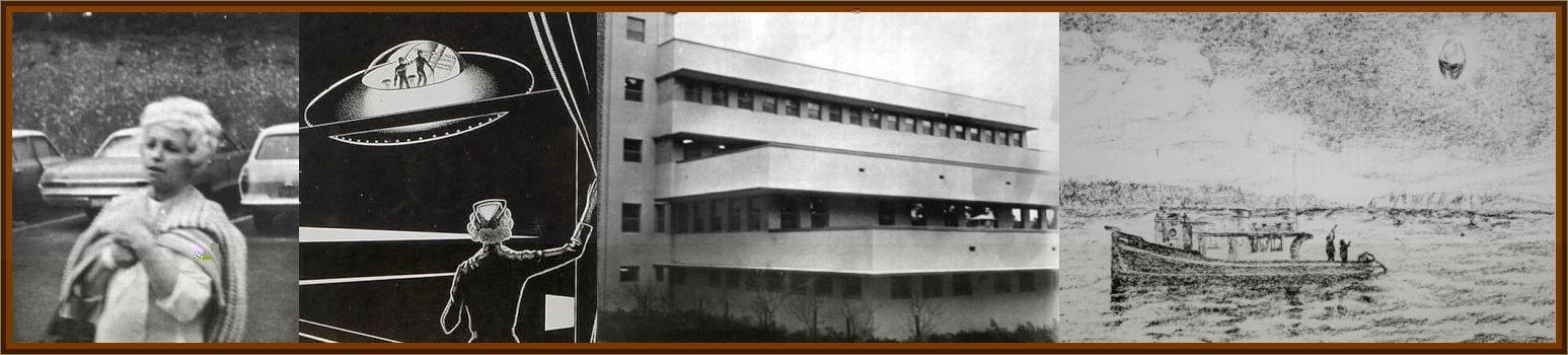 Cowichan Hospital Sightings
