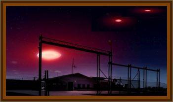 Torpedo Circles Atomic Plant