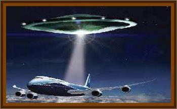 Near Miss With UFO