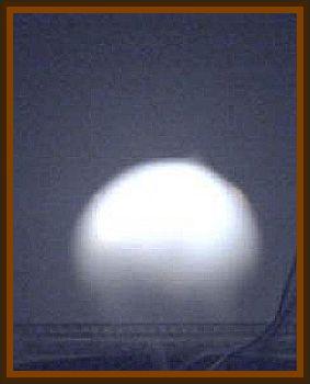 Brilliant Glowing Ball