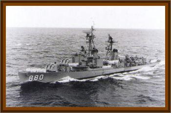 UFO Shadows Fletcher Class Destroyer