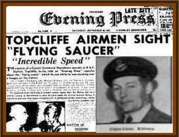 Topcliffe UFO